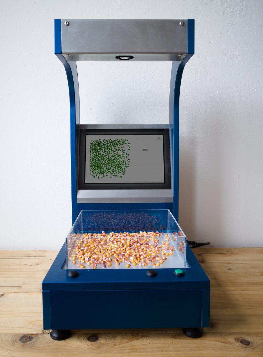 Balkema Seed Counter